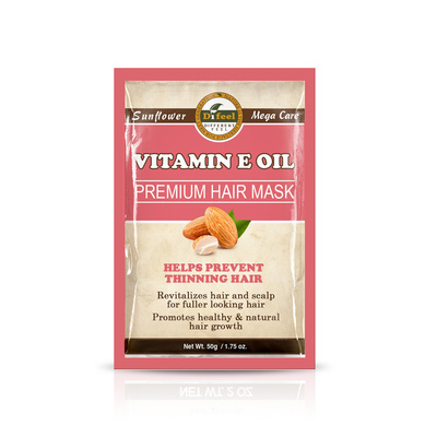 Mask for Thinning Hair with Vitamin E DIFEEL 50g