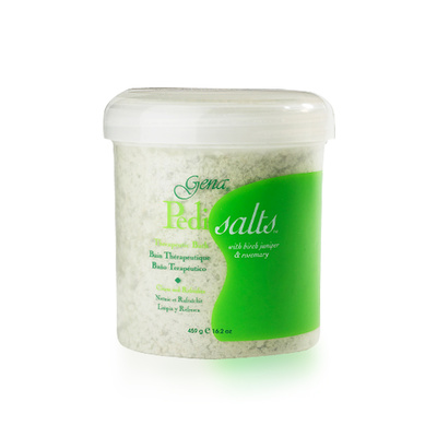 SPA Pedicure Mineral Salt GENA Rosmary 459g