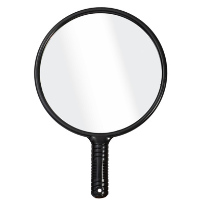 Pokazno ogledalo okruglo sa drškom N07 Crno