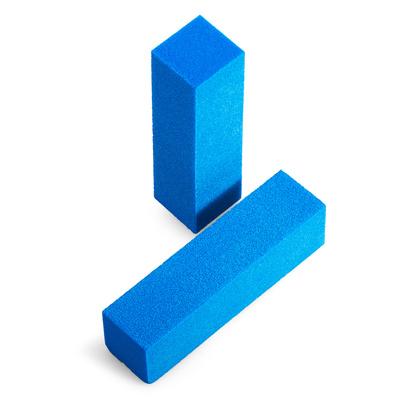 Block Nail File B12 Blue 100#