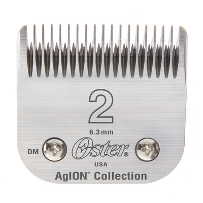 Spare Blade For Hair Clippers Oster Size 2 - 6.3 mm