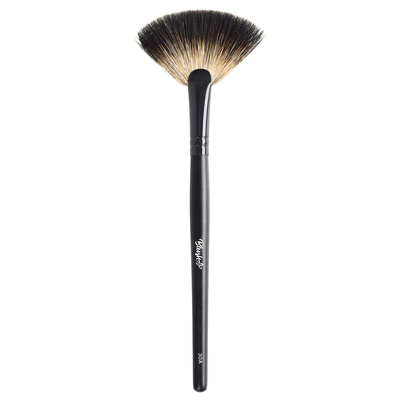 Fan Brush BLUSH 30A Natural Hair