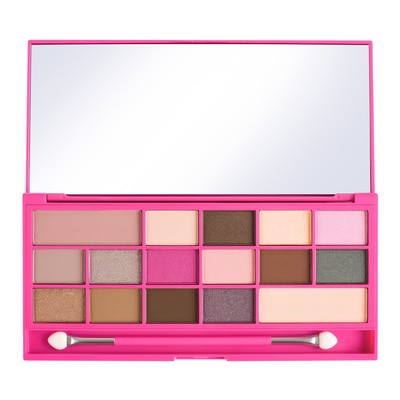 Eyeshadow Palette I HEART REVOLUTION Chocolate Love 22g