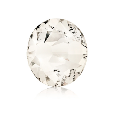 Nail Crystals SWAROVSKI, A 2058 XILION Rose Enhanced, SS7 Crystal Moonlight 40/1