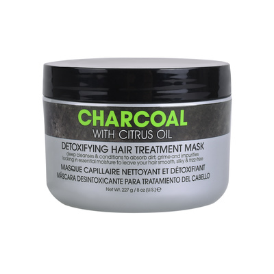 Detoxifying Hair Mask with Charcoal HAIR CHEMIST 227g