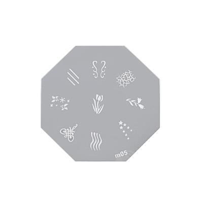 Šablon disk za pečate osmougaoni ASN M05