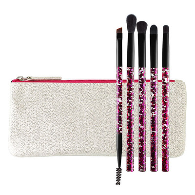 Eye Makeup Brush Set NYX Professional Makeup BSET05 5pcs