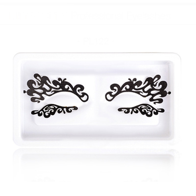 Decorative Paper Lashes PL122