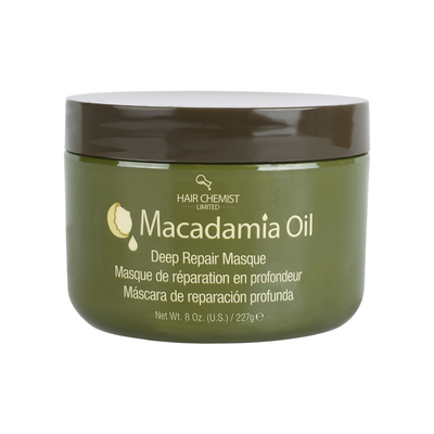 Oil Deep Repair Hair Mask with Macadamia HAIR CHEMIST 227g