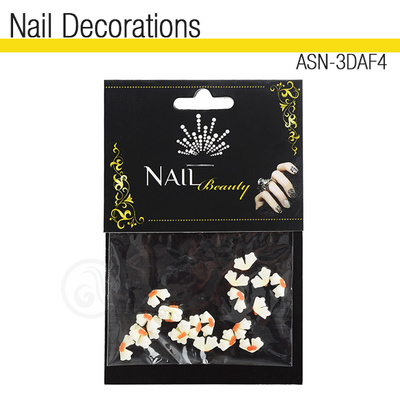 Nail Decorations 3D ASN3DAF4