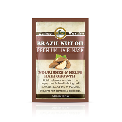 Nourishes and Hair Growth Mask DIFEEL Brazil Nut Oil 50g