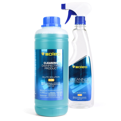 Cleaning Disinfecting Spray SOLEO 1000ml