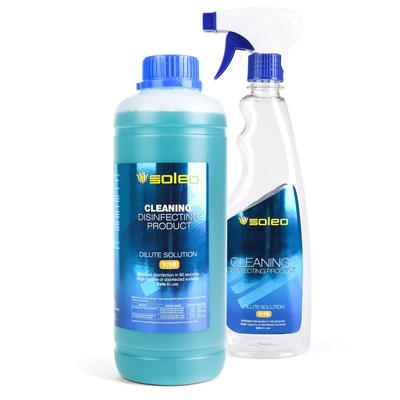 Sredstvo za dezinfekciju solarijuma SOLEO Cleaning 1000ml