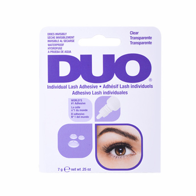 Waterproof Individual Lash Adhesive DUO Clear 7g