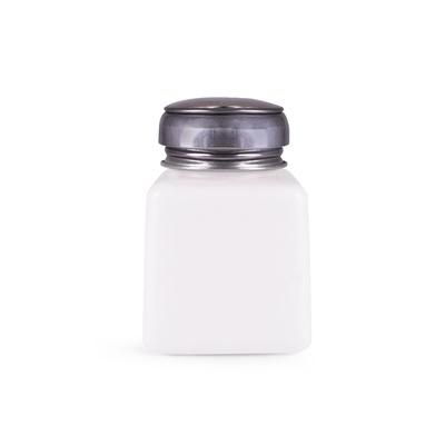 Plastic Pump Liquid White 100ml