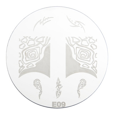Šablon disk za pečate PMEO1 E09