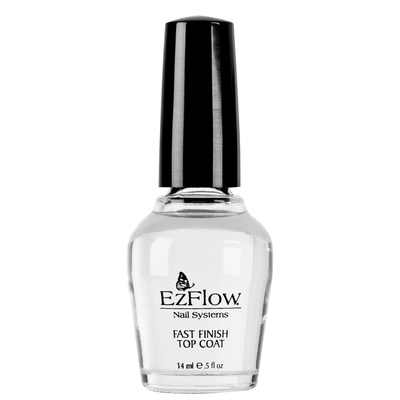 Brzosušeći završni sjaj EZFLOW Fast Finish Top Coat 14ml