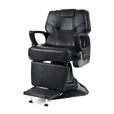 Hair Styling Barber Chair with Hydraulic NV 31675 with Adjustable Footrest Backrest and Headrest