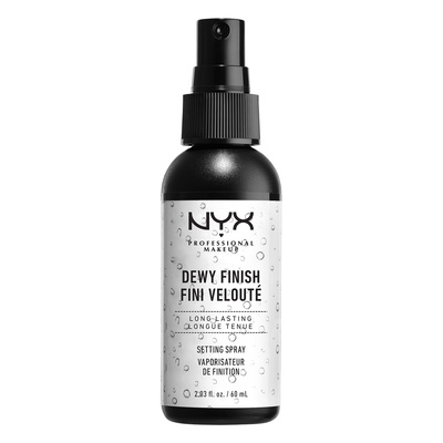 Makeup Setting Spray Dewy NYX Professional Makeup MSS02 60ml