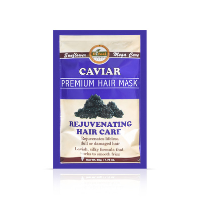 Rejuvenating Mask for Damaged Hair Caviar DIFEEL 50g