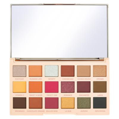 Paleta senki za oči REVOLUTION MAKEUP Soph X Extra Spice 14g