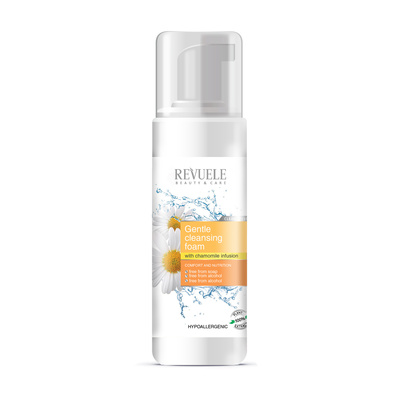 Soft Cleansing Foam with Chamomile infusion REVUELE Dr. Richards 150ml