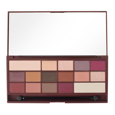 Eyeshadow Palette I HEART REVOLUTION Chocolate Elixir 22g