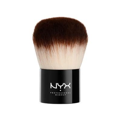 Četkica za puder NYX Professional Makeup PROB01 Kabuki sintetička dlaka