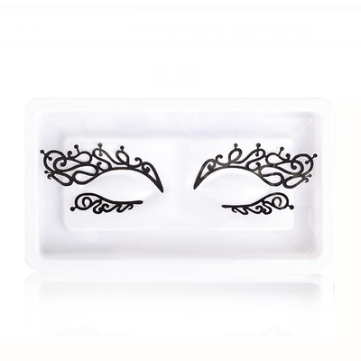 Decorative Paper Lashes PL121