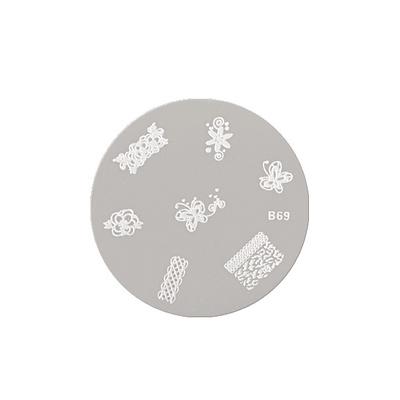 Šablon disk za pečate ASN B69
