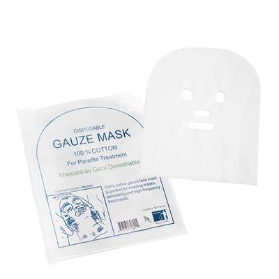 Maska za lice od gaze za parafinski tretman 50/1