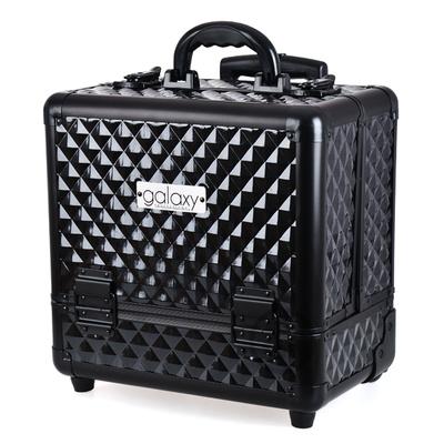 Kofer za šminku, kozmetiku i pribor GALAXY TC-3342BBD Crni sa točkićima