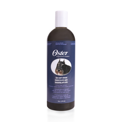 Black Pearl Dog Shampoo OSTER 473ml