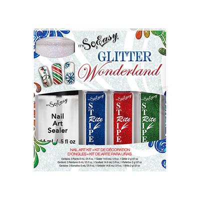 Striping lakovi za Nail Art u setu IT'S SO EASY Wonderland 5/1
