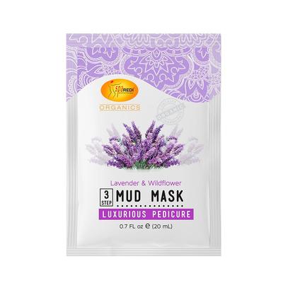 Pedicure Mud Mask SPA REDI Lavander 20ml