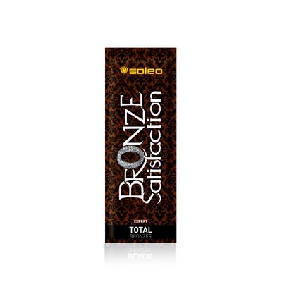 Tanning Cream SOLEO Bronze Satisfaction Total 15ml