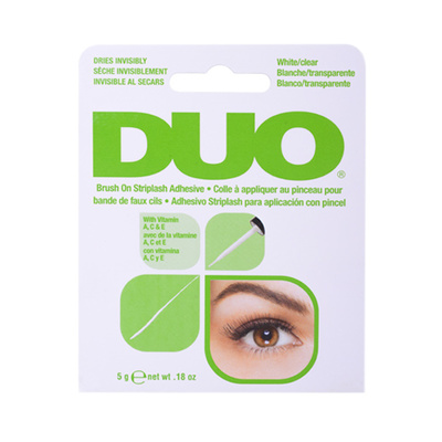 Brush On Lash Adhesive DUO Clear 5gr
