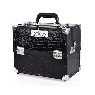Makeup, Cosmetics and Tool Case GALAXY TC-3201BC Black