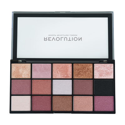 Paleta pigmenata za oči REVOLUTION MAKEUP Reloaded Affection 16.5g