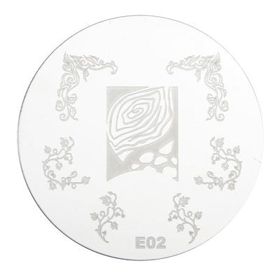 Šablon disk za pečate PMEO1 E02