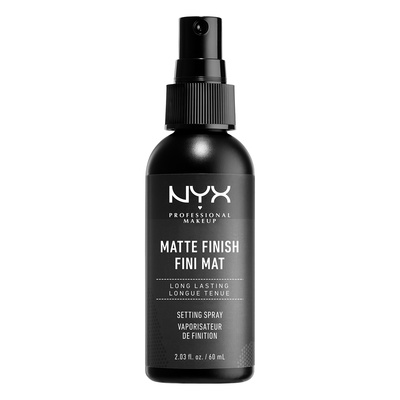 Fiksator šminke sa mat finišom NYX Professional Makeup Matte Setting Spray MSS01 60ml