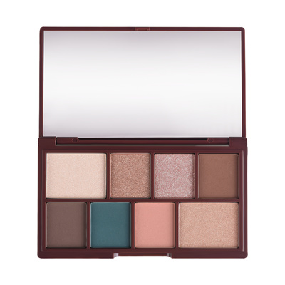 Eyeshadow Palette I HEART REVOLUTION Mint Choc Mini Chocolate 10.2g