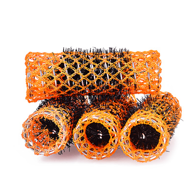 Wire Curlers KIEPE Orange 22mm 12pcs