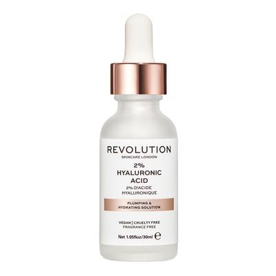 Rastvor hijaluronske kiseline za hidrataciju kože lica REVOLUTION SKINCARE 2% Hyaluronic Acid 30ml