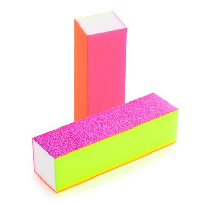 Block Nail File B31 Neon