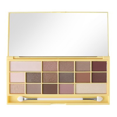 Eyeshadow Palette I HEART REVOLUTION Naked Chocolate 22g