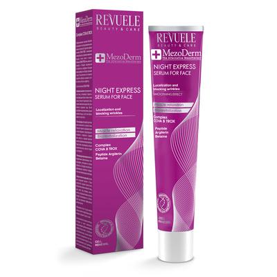 Noćni serum za revitalizaciju i negu kože lica REVUELE MezoDerm Night Express 50ml