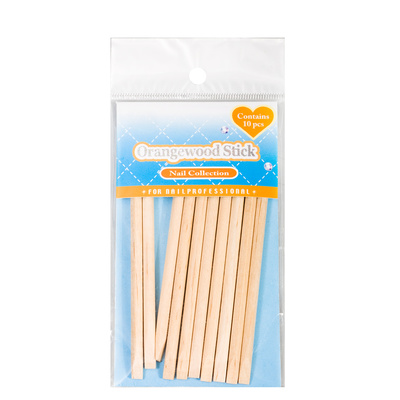 Wooden Cuticle Sticks OS-C4 8.8cm 10pcs