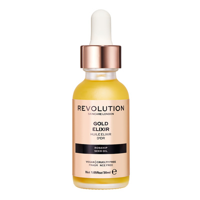 Rosehip Seed Oil REVOLUTION SKINCARE Gold Elixir 30ml