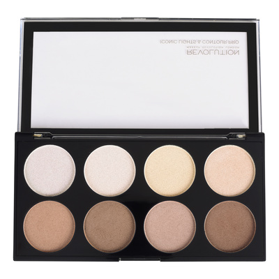 Contouring Palette REVOLUTION MAKEUP Iconic Lights Contour Pro 15g